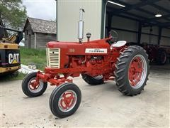 1958 McCormick Farmall 350 2WD Wide Front Row-Crop Tractor