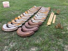 Haybuster Steel Pack Wheel ReCaps