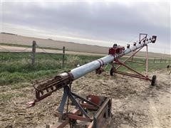 Peck Electric Drive Auger