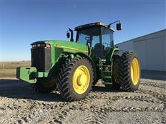 1996 John Deere 8100 MFWD Tractor