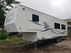 2003 New Vision 3051PX2N T/A Travel Trailer
