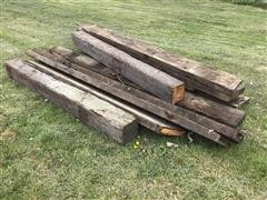 Bridge Planks And Beams