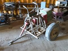Winpower 12 KW PTO Generator With Welder
