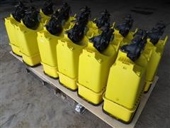 John Deere Precision Planting Seed Hoppers & Precision V-Sets