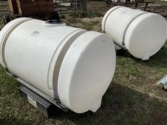 Agri-Products 400-Gallon Saddle Tanks