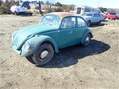 1969 Volkswagon Bug