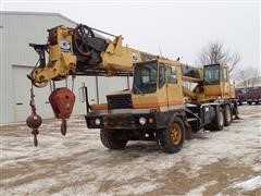 1979 Grove TMS250A (Rated 25 Ton) Hydraulic Truck Crane