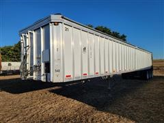 2007 Trail King LD3-4878-47 Red River Series Tri/A Live Belt Trailer