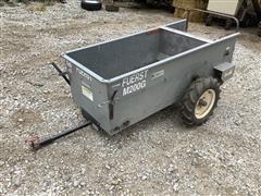 Fuerst M200G Yard Manure Spreader