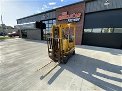 Hyster 40 Space Saver Forklift