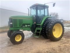 1995 John Deere 7800 2WD Tractor