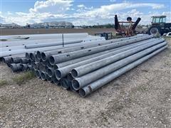 Aluminum Gated Pipe