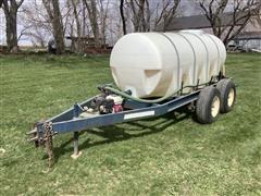 Duo Lift T/A 1000 Gallon Nurse Tank