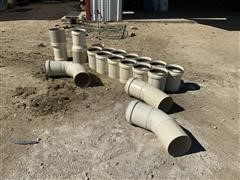 Dazoc Gated Pipe Parts