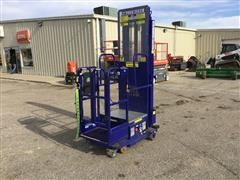 2012 Ballymore PS-140L Personnel Lift