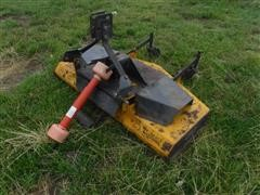 Big Ox Five Ft. Challenger Finish Mower Attachment