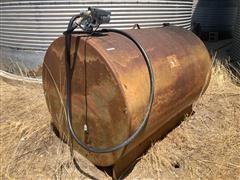 Fuel Tank W/pump