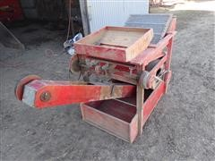 Clipper 2R Fanning Mill W/6' Leg