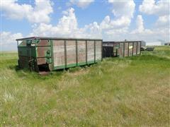 Badger Forage Wagons