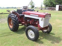 1960 International 240 2WD Tractor