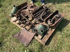 Oliver 70 Tractor Parts