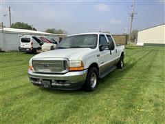 2001 Ford F250 2WD Pickup Truck