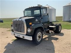1983 Ford LN7000 S/A Truck Tractor