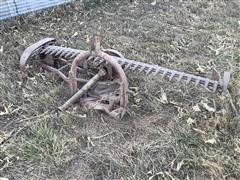 International Sickle Mower