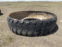 9' Tire Tank