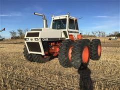1981 Case 4890 4WD Tractor