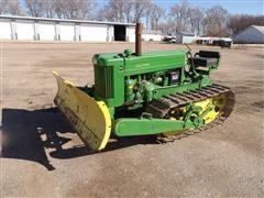 John Deere MC Crawler Tractor
