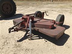 Lilliston Roto-Speed 7-Six Rotary Mower/Shredder