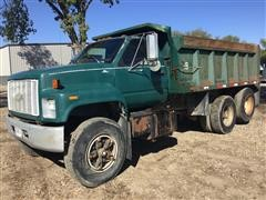 1993 Chevrolet C70 T/A Dump Truck