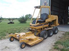 1999 Hustler 6400 6 Wheel Hillside Mower