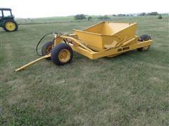 Soil Mover 50RF 5 Yard Pull-Type Scraper