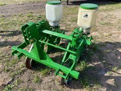 "Buffalo 4500 2R30"" 3-Pt Food Plot Planter"