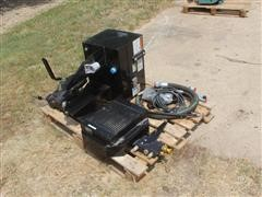Auxilary Hydraulic Power Assembly