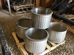 Case Planter Seed Drums