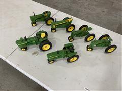 John Deere Collectible Toy Tractors