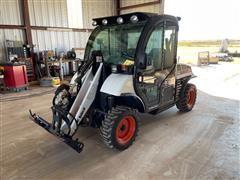 2015 Bobcat 5610 4X4 ToolCat