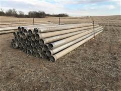 Long Mainline Irrigation Pipe