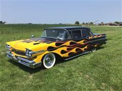 1957 Mercury Monterey 2 Door Sedan