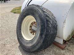 Michelin Wagon 445/65 R22.5 Tire