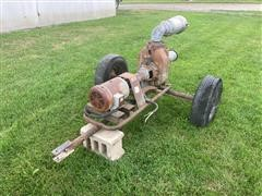 Gorman-Rupp 84B2-B Pump W/Electric Motor