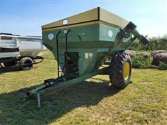 J&M 500 Grain Cart