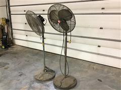 """Dayton & Schaeffer 26"""" Industrial Fans"""