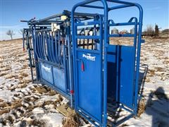 Priefert SO191 Rancher Squeeze Chute