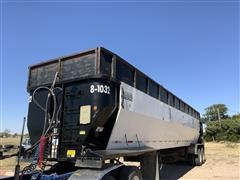 2008 Aulick AULtimate 4260542 T/A Live Bottom Trailer