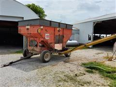 Ficklin 2910-4 Gravity Wagon