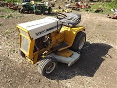 Cub Cadet 147 Lawn Tractor